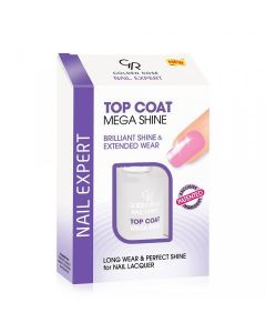 Nail Expert Mega shine top coat