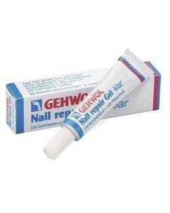Gehwol Nail repair gel medium helder 5ml