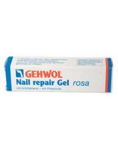 Gehwol Nail repair gel hard rosa 5ml