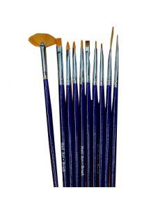 Nail art brush set 10st