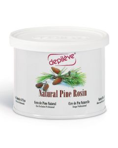 Depilève Naturel pine rosin hars 400g