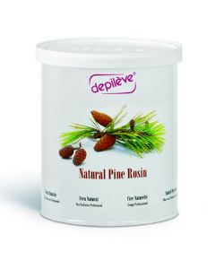 Depileve Naturel pine rosin hars 800g