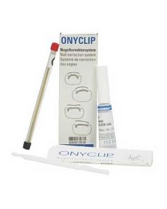 Erkodent Onyclip set