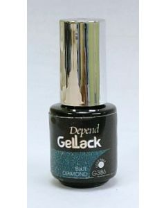Depend Gellack Blue Diamond G386