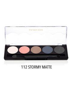 Professional palette eyeshadow 112