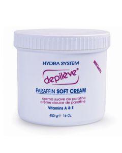 Depilève Paraffine soft crème 450ml