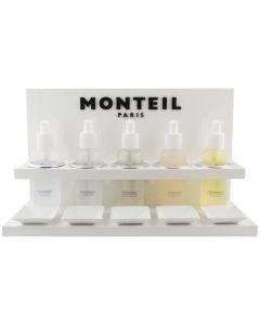 Monteil Professionals werkstoffenbar voor 5 dispensers LEEG