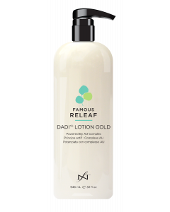 Famous Releaf  Dadi' Lotion Gold 946ml