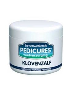 Samenw. Ped. Klovenzalf 75ml