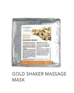 Santana Royal Gold massage mask 15g