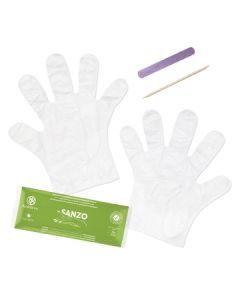 Bio Balance Sanzo Hydraterende handschoenen