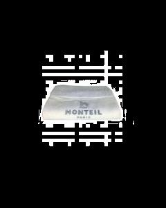 Monteil Witte Handdoek 50 x 100cm
