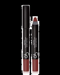 GR Matte Lipstick Crayon 01