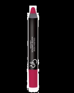 GR Matte Lipstick Crayon 16
