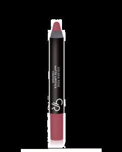 GR Matte Lipstick Crayon 08