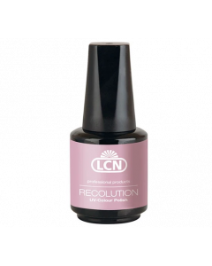 LCN Recolution UV-Colour Polish - Metallic Rose 601, 10ml