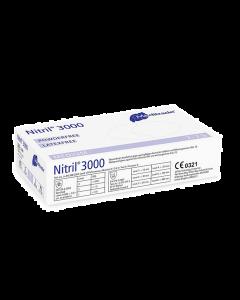 Meditrade Nitril 3000 wit M 100st