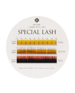 Blink party lashes 0.15 x 11mm, 3st