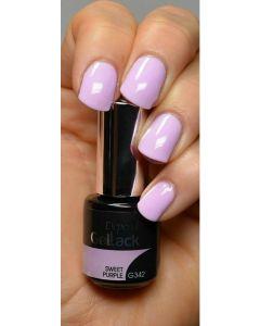 Depend Gellack Sweet Purple G342