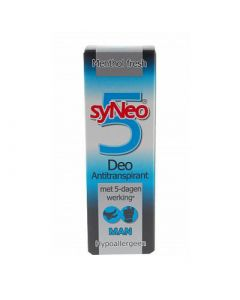 SyNeo 5 deo antitranspirant man 30ml