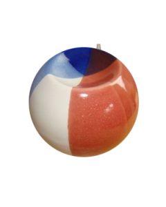 Volatile Thermo kogel - blauw wit rood