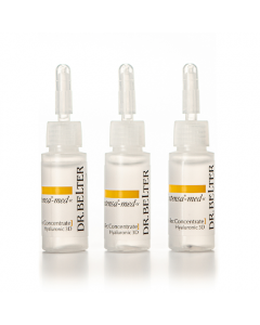 Dr. Belter Dermotec Concentrate 3x9ml Hyaluronic radiance