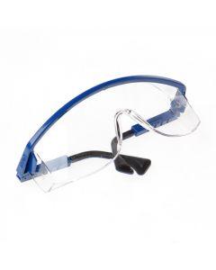 Uvex Astrospec beschermbril blauw