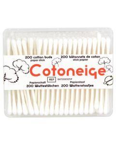 Cotoneiqe wattenstaafjes 200st