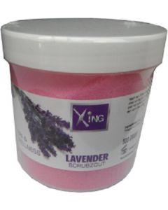 Xing Scrubzout Lavendel 500 g