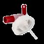Kraan voor 5 liter jerrycan (grote aansluiting)